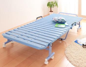 合成樹脂のベッド