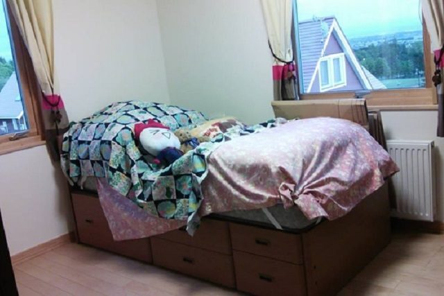 引き出し収納ベッド