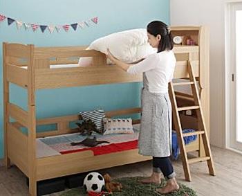 二段ベッド布団
